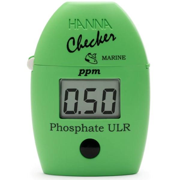 Hanna HI774 Ultra Low Range Phosphate Checker - Marine