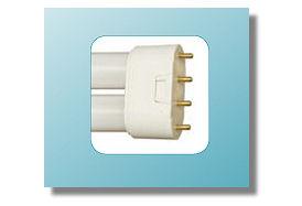 UV Lighting 18W STRAIGHT PIN, Power Compact Bulb, Actinic White by UV Lighting Co.]