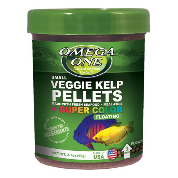 Omega One Super Kelp Pellets by Omega One]