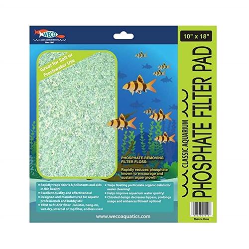 Weco Phosphate Filter pad 10