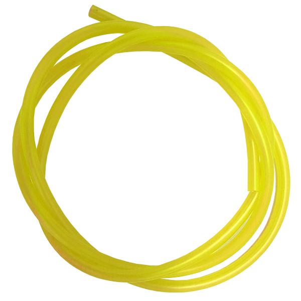 Simplicity Heavy Duty Silicone Dosing Pump Tubing - Yellow
