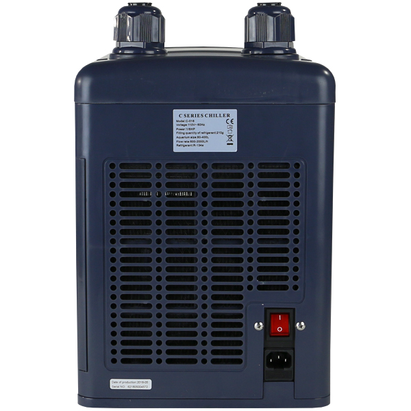 Your Choice Aquatics 1/8 HP Water Chiller by Your Choice Aquatic]