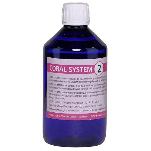 Zeovit Coral System 2, 500 ml. by ZeoVit]
