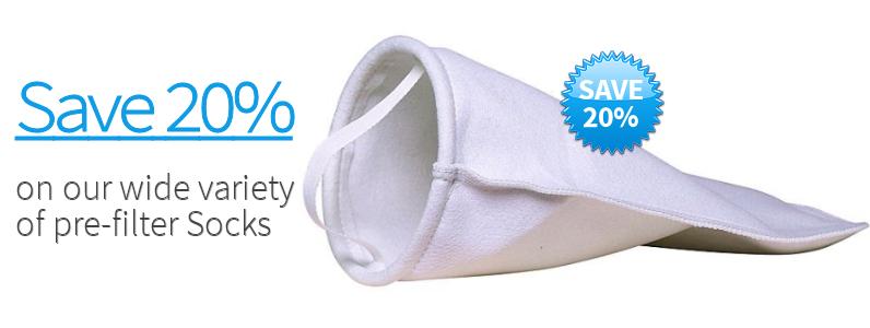 Filter Sock Sale
