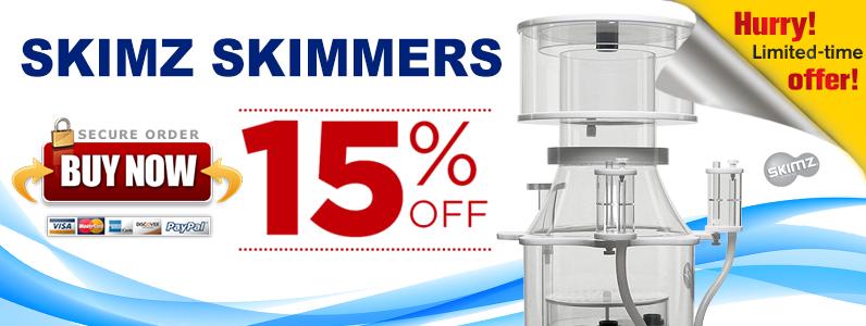 15% OFF On Skimz Skimmers